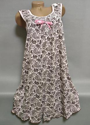 Ночная сорочка женская 46-58