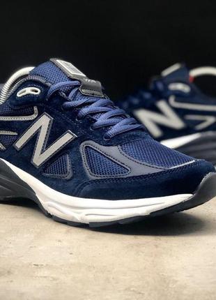 👟 кроссовки мужские new balance 990 / наложенный платёж👟