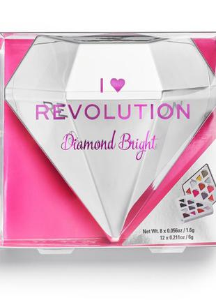 Тіні для повік diamond bright