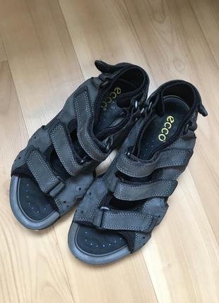 Босоножки сандали для мальчика ecco 27 размер
