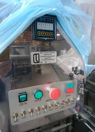 Установка фасовочная РВ-2 упаковки жидких смесей