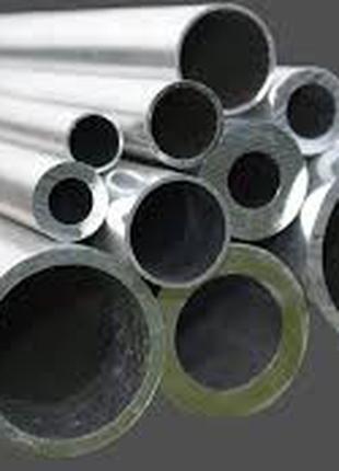 Алюминиевая круглая труба 50х3 АД31 Т5 анодированная