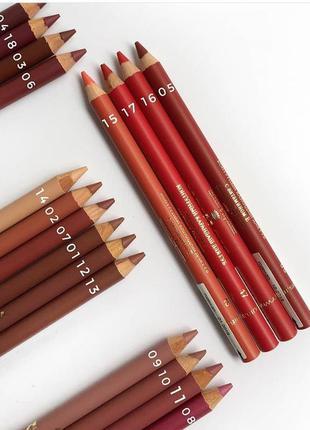 Качественный контурный карандаш для губ беларусь