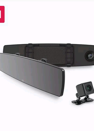 Xiaomi YI авто регістратор+задня камера