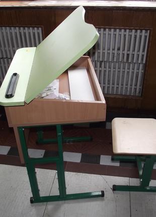 Парта трансформер з стільцем