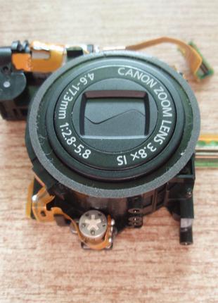 Объектив Canon Ixus 860 IS