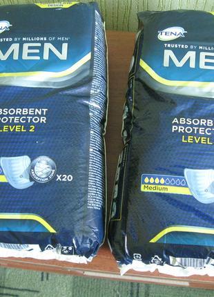 Памперсы-подгузники мужские, для взрослого