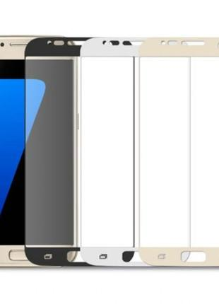 Защитное стекло пленка для Samsung Galaxy S7 самсунг с7