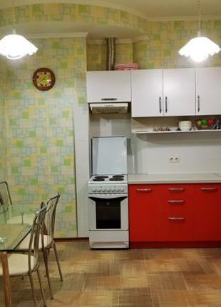 Сдам 3-х комнатная евро квартира возле метро Салтовка