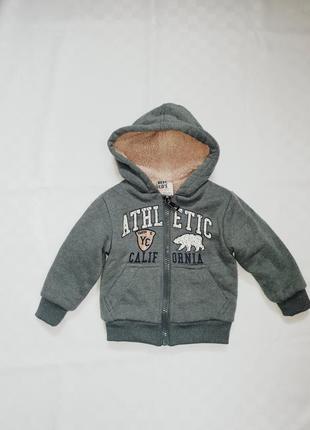 Кофта куртка 1-2 года