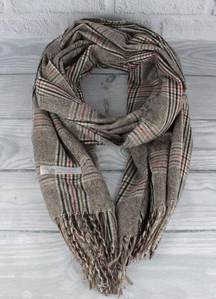 Кашемировый шарф, палантин pashmina