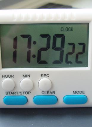Кухонный таймер часы