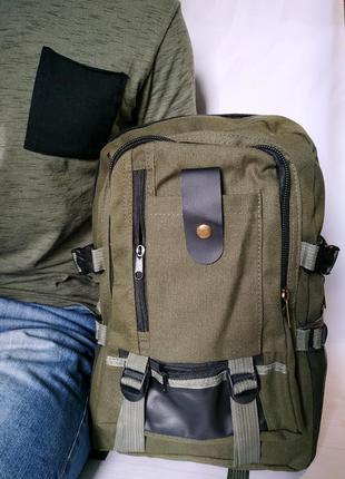 Мужской рюкзак, повседневный, походный