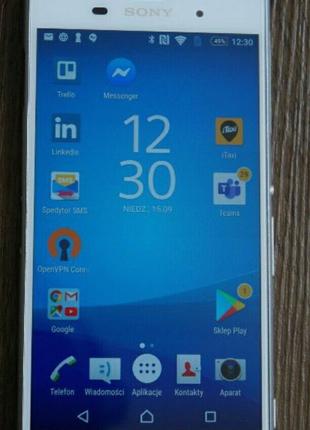 Продам отличный смартфон sony xperia z3