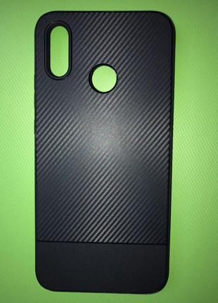 Чохол накладка силікон Huawei P20 Lite