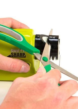 Точилка для ножей Ножеточка электрическая универсальная. Уценка