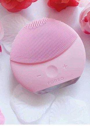 Электронная щетка для чистки лица Foreo Luna mini 2, Форео луна