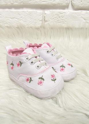 Пинетки мокасины кроссовки кеды ботинки