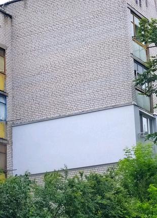 Герметизация швов, Утепление фасадов, Высотные работы .