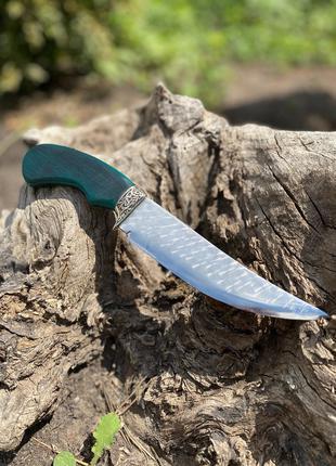 Нож ручной работы охотничий