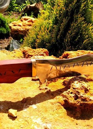 Нож охотничий, туристический