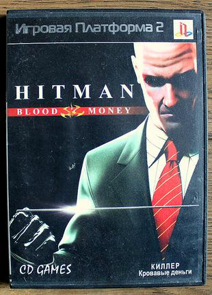 Hitman: Blood Money | Sony PlayStation 2 (PS2)