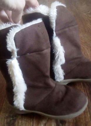 Демисезонные ботинки, сапожки Carter's размер 25