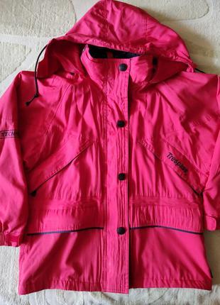Демисезонная куртка реглан на теплую осень, весну