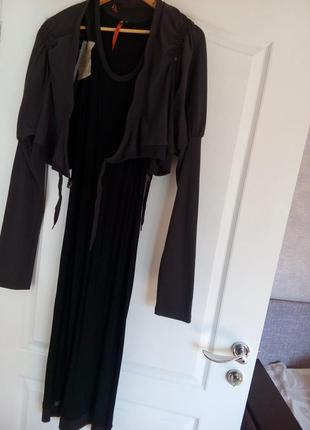 Набор платье с балеро cop. copine новый