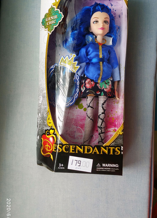 Кукла Descendants Disney с аксессуарами 2123