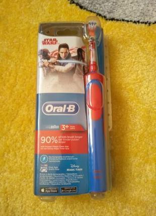 Зубная щетка.Зубна щітка Oral-B