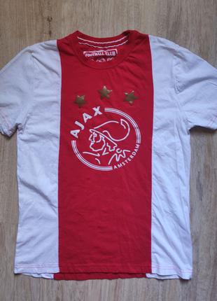 Футболка мужская футбольного клуба Ajax Amsterdam