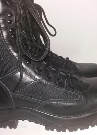 Деми ботинки-берцы highlander 39р.