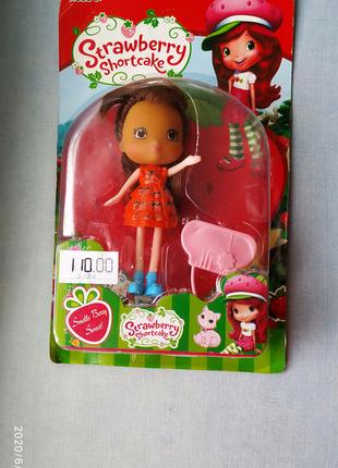 Кукла Клубничка