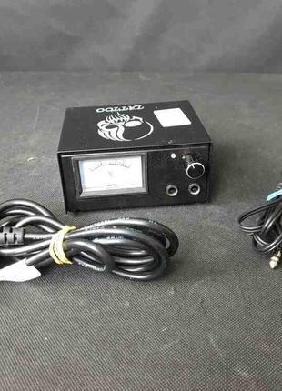Блок питания Tattoo Power Supply аналоговый
