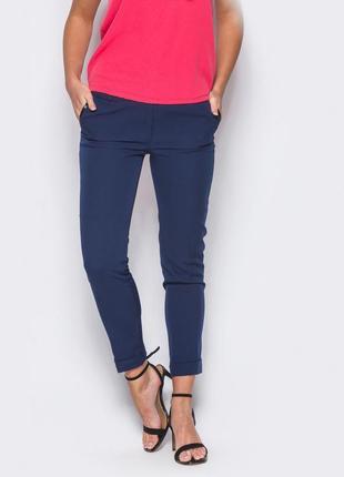 Модные летние брюки длиною 7/8.