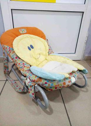 Детское кресло-качалка CHICCO