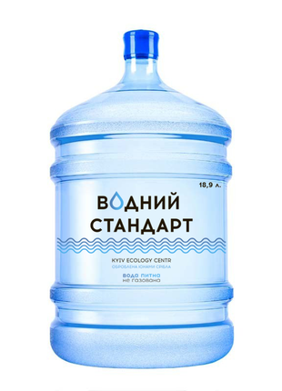 "Доставка воды ""Водний Стандарт"" г. Киев (от 45грн за за 18.9л)"