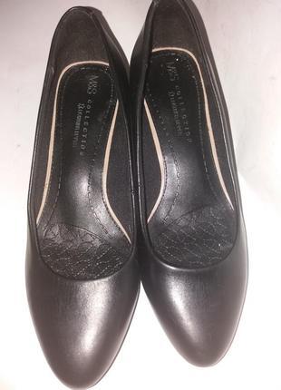 Милые туфли-лодочки footglove by m&s 5р(38)