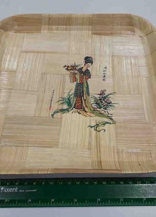 Бамбуковый поднос