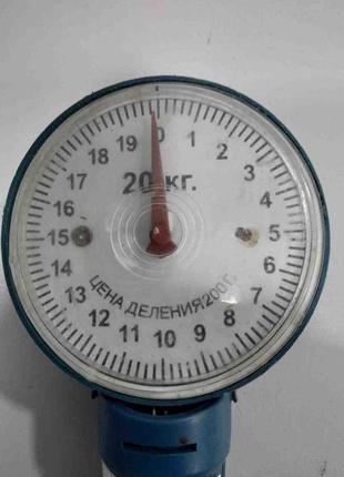 Весы кантер механические 20 кг