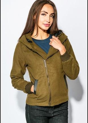 Куртка женская мягкая, демисезонная