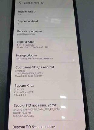 Смартфон Samsung Galaxy A40 SM-A405FN 4/64Gb