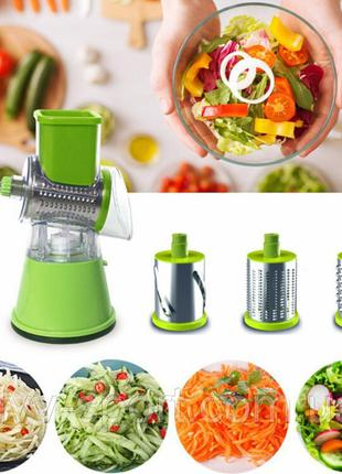 Овощерезка для овощей и фруктов tabletop drum grater