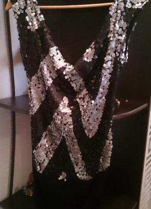 Стильное итальянское платье туника