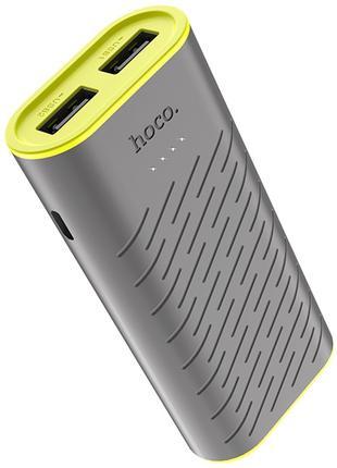 Портативное зарядное устройство Power Bank Hoco B31C Sharp 5200 m
