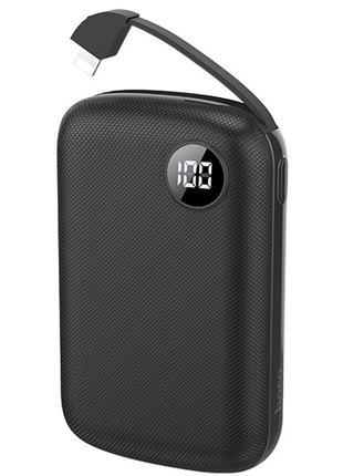 Портативное зарядное устройство Power Bank Hoco B38 Extreme 10000