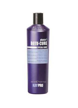 Kaypro botu-cure specialcare шампунь реконструкция волос