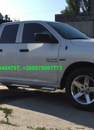 Крышка кузова Додж Рам 1500 (2500, 3500). Dodge Ram крышка багажн