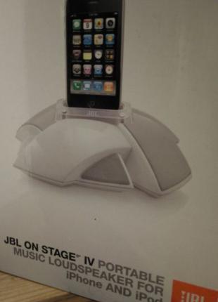 JBL by Harman (оригинал) портативная акустика
